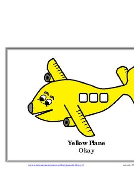 Airplane Themed Behavior Clip Chart AND Take Home Behavior Chart