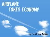 Airplane Themed Token Economy