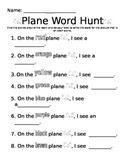 Airplane Write the Room