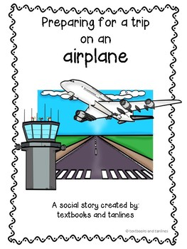 Airplane and Airport Social Story