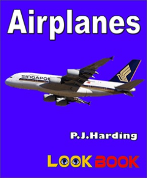 Airplanes. A LOOK BOOK Easy Reader