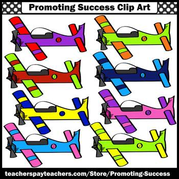 Airplane Clipart SPS