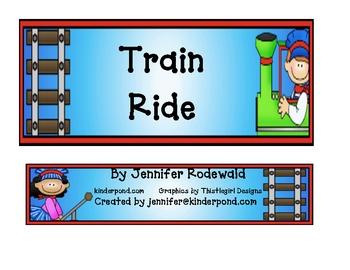 Airplanes- Color Train