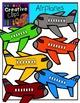 Airplanes {Creative Clips Digital Clipart}