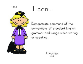 Airport 3rd grade English Common core standards posters
