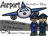#spedspringsahead Airport Dramatic Play