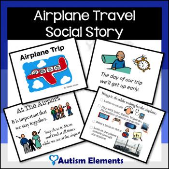 Airport Social Story