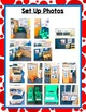 Airport/Travel Dramatic Play Set