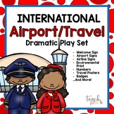 Airport/Travel Dramatic Play