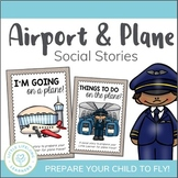 Airport Social Stories - Plane and Flying Preparation