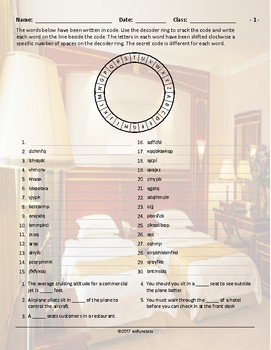 Airports-Hotels Decoder Ring