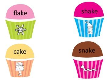 Ake as in Bake