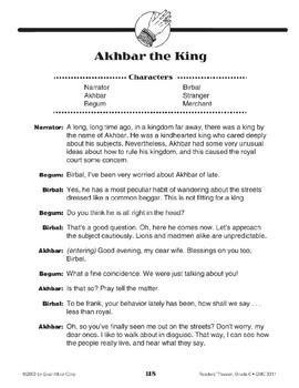 Akhbar the King