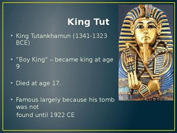 Akhenaten's Monotheism in Egypt Experiment (PowerPoint)