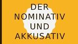 Akkusativ - QUIZ German