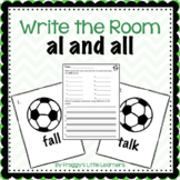 Al and All  Write the Room