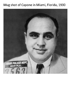 Al Capone Crossword