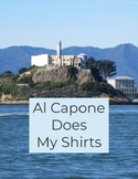 Al Capone Does My Shirts Reading Resource