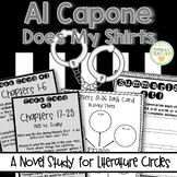 Al Capone Does My Shirts - A Novel Study for Literature Circles