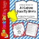 Al Capone Does My Shirts by Gennifer Choldenko Book Unit