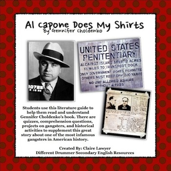 essay on al capone does my shirts Starting an essay on gennifer choldenko's al capone does my shirts organize  your thoughts and more at our handy-dandy shmoop writing lab.