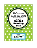 Al Capone Does My Shirts By Gennifer Choldenko - Guided Reading Plan