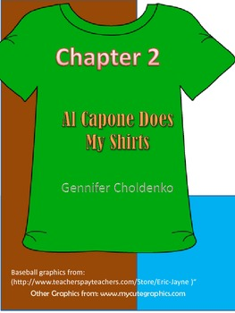Al Capone Does My Shirts Chapter 2 Novel Unit