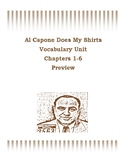 Al Capone Does My Shirts: Chapters 1-6 (Section1 of 5) PREVIEW