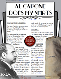 Al Capone Does My Shirts Interactive Book Project