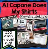 Al Capone Does My Shirts Novel Sidekick Powerpoint Visual Aid