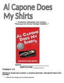 Al Capone Does My Shirts Novel Study