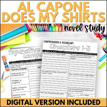 Al Capone Does My Shirts Novel Study