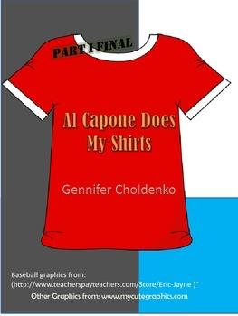 Al Capone Does My Shirts Part I Final Exam