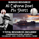 Al Capone Does My Shirts Novel Unit Bundle
