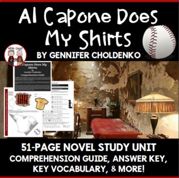 Al Capone Does My Shirts Novel Unit
