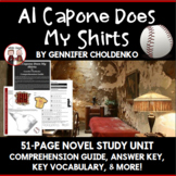 Al Capone Does My Shirts Novel Unit