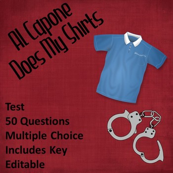 Al Capone Does My Shirts Test