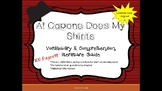 Al Capone Does My Shirts Vocabulary and Comprehension Powerpoint