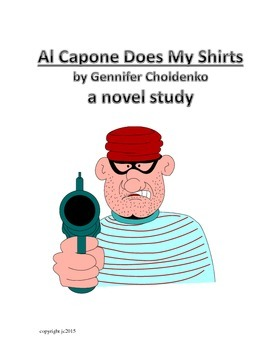 'Al Capone Does My Shirts' a novel study