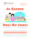 Al Capone Does My Shirts by Gennifer Choldenko: Newbery Novel Study
