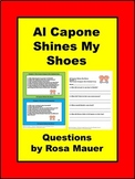 Al Capone Shines My Shoes Comprehension Questions