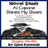 Al Capone Shines My Shoes Novel Study + Enrichment Project Menu