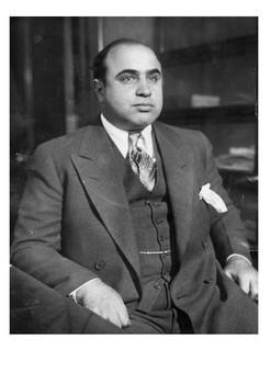 Al Capone Word Search
