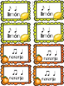 Al Citron: Mexican Folk Song and Game for Dotted Quarter-Eighth Note