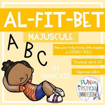 Al-FIT-Bet Lettres Majuscule et Minuscule