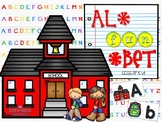 Al-FUN-bet Alphabet learning games and activities