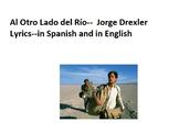 Al Otro Lado del Río--Jorge Drexler