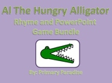 Greater Than, Less Than, or Equal to Bundle: Al the Hungry Alligator