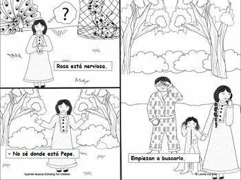 Al zoológico - Spanish (((Musical Echoing))) For Children