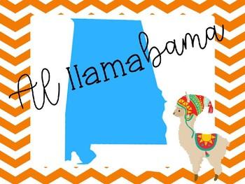 AlLLAMAbama State Displays
